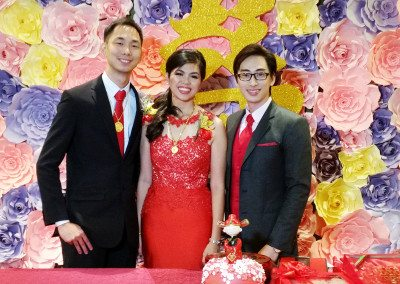 Tinghun (Chinese Engagement Ceremony)