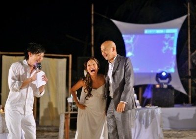 Boracay Wedding... having so much fun!
