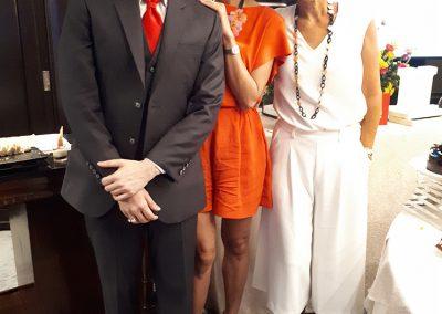 with special guests, Christine Jacob-Sandejas & Suzi Entrata-Abrera