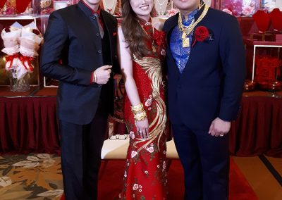 Tinghun (Chinese Engagement Ceremony)